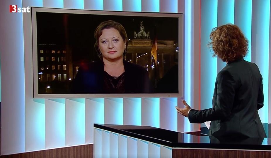 Diana El Jeiroudi on ZDF/3Sat